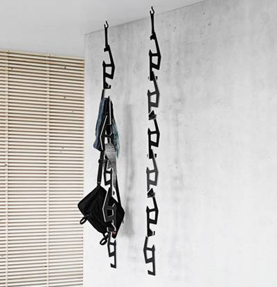 Hook Me Up vertical hanger system