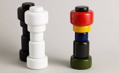 PLUS-Salt & Pepper Grinder