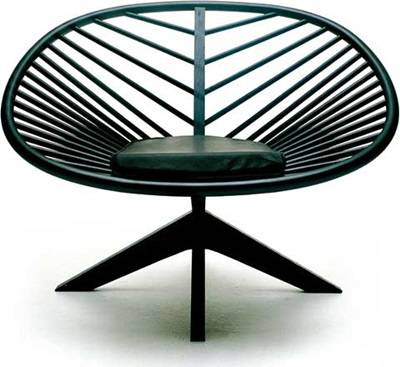 Superstructure Easy Chair