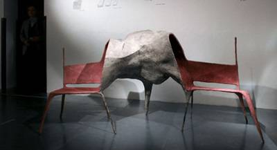 Evolution Lover's Chair