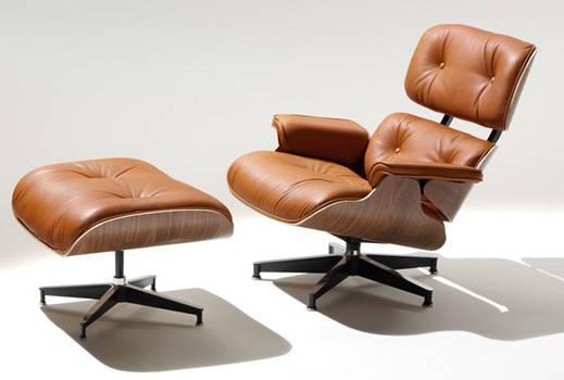 名作家具 「eams Lounge Chair And Ottoman(イームズ ラウンジ・チェア&オットマン