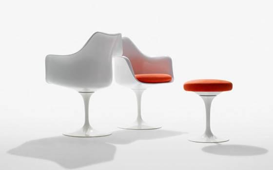 名作家具 tulip chair チューリップチェア インテリア情報